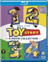 toy story 1-4 - disney pixar - Blu-Ray