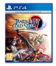 trails of cold steel iv (frontline edition) - PS4