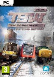 train sim world 2020 - collectors edition - PC