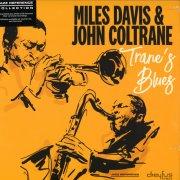 miles davis & john coltrane - trane's blues - Vinyl / LP