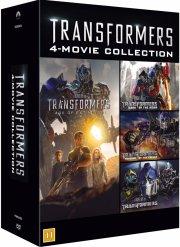 transformers 1-4 - DVD