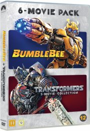 transformers 1-6 complete box set - DVD