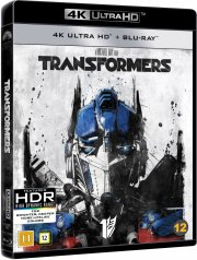 transformers 1 - 4k Ultra HD Blu-Ray