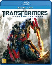 transformers 3 the dark of the moon  - BLU-RAY+DVD