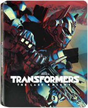 transformers 5: the last knight - steelbook - 3D Blu-Ray