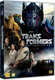 transformers 5: the last knight - DVD