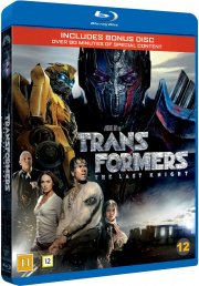 transformers 5: the last knight - Blu-Ray