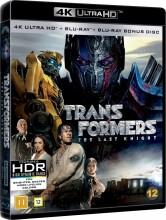 transformers 5: the last knight - 4k Ultra HD Blu-Ray