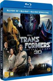 transformers 5: the last knight - 3D Blu-Ray