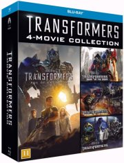 transformers 1 // transformers 2 // transformers 3 // transformers 4 - Blu-Ray