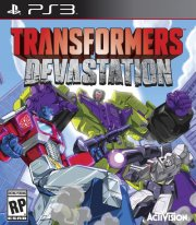 transformers devastation (import) - PS3