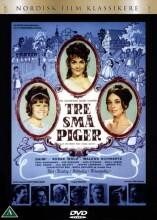 tre små piger / 3 små piger - DVD