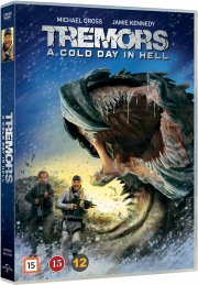tremors 6 - a cold day in hell - DVD