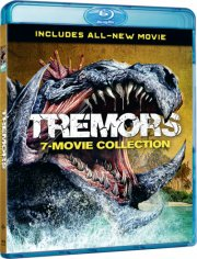 tremors: 7 movie collection - Blu-Ray
