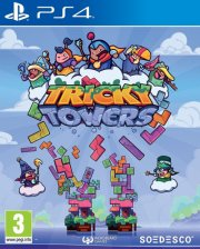 tricky towers - PS4