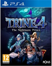 trine 4 - the nightmare prince - PS4