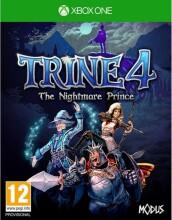 trine 4 - the nightmare prince - xbox one