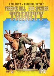 bud spencer & terrence hill - trinity collection box - DVD