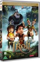troll - kongens hale - DVD