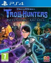 trollhunters: defenders of arcadia - PS4