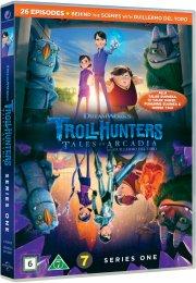trollhunters - sæson 1 - DVD