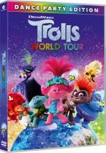 trolls 2 - world tour / trolls på verdensturne - DVD