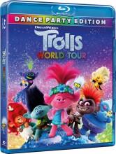 trolls 2 - world tour / trolls på verdensturne - Blu-Ray