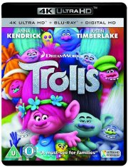 trolls - 4k Ultra HD Blu-Ray
