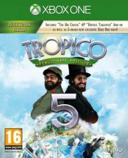 tropico 5 penultimate edition - xbox one