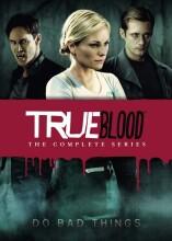 true blood box - komplet - sæson 1-7 - hbo - DVD