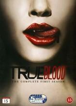 true blood - sæson 1 - hbo - DVD