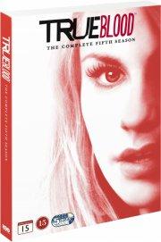 true blood - sæson 5 - hbo - DVD