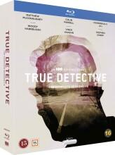 true detective - sæson 1-3 - Blu-Ray