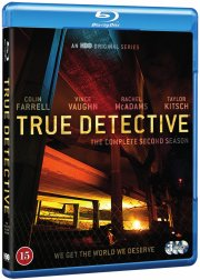 true detective - sæson 2 - hbo - Blu-Ray