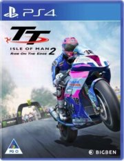 tt isle of man: ride on the edge 2 - PS4