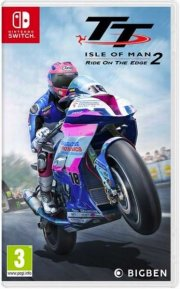 tt isle of man: ride on the edge 2 - Nintendo Switch