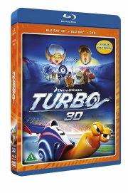 turbo - 3D Blu-Ray