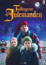 tvillingerne og julemanden - tv2 julekalender 2013 - DVD