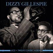 dizzy gillespie - twelve classic albums - cd