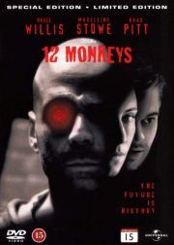 12 / twelve monkeys - special limited edition - DVD