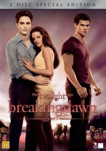 twilight - breaking dawn del 1 - special edition - DVD