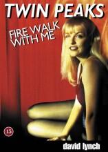 twin peaks - fire walk with me - DVD