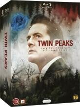 twin peaks - sæson 1-3  - Blu-Ray