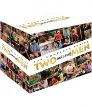 two and a half men - den komplette serie - DVD