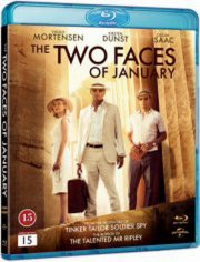 the two faces of january - Blu-Ray