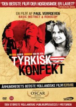 tyrkisk konfekt - DVD