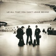 u2 - all that you cant leave behind - cd