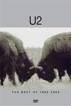 u2 - best of 1990-2000 - DVD