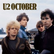 u2 - october - remastered - cd