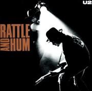 u2 - rattle and hum - cd